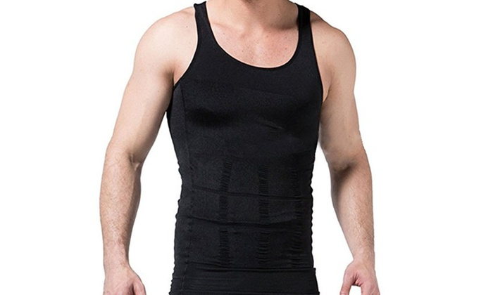 6b8a1681ed Up To 76% Off on Men Body Shaper Slimming Trai...