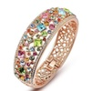 Colorful Crystal Bangle