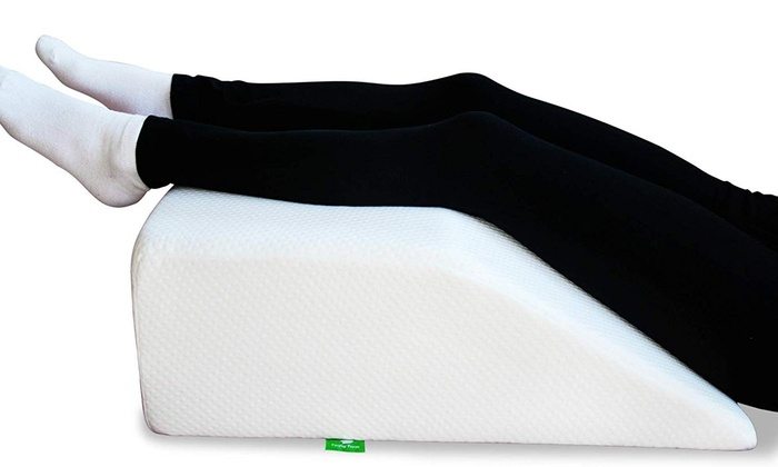 Premium Therapeutic Pillow Best Support Pillow Elevating Wedge Bed Pillow