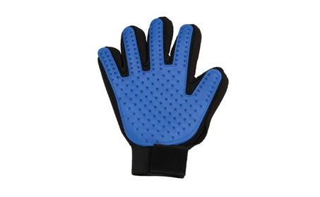 Pet Massaging Glove Dog Cat Fur and Grooming Glove 47335bb3-dd0a-440d-a882-5fe7206e1b02