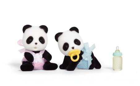 Calico Critter Wilder Panda Twins 7f953656-4868-42e6-bc48-dcab16bb2f32