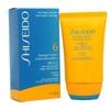 Tanning Cream SPF 6 (For Face) by Shiseido for Unisex - 50 ml