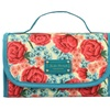 Jacki Design Miss Cherie Organizer Roll Up Cosmetic Bag