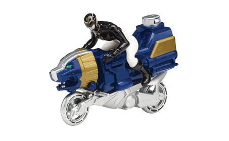 Power Rangers Megaforce Sea Lion Black Ranger Cycle 165de700-c808-4e6c-9854-cad150bbaea6
