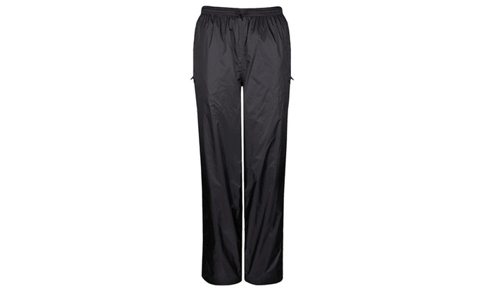 Viking Women's Windigo Packable Trousers Pant, Black, X-Large