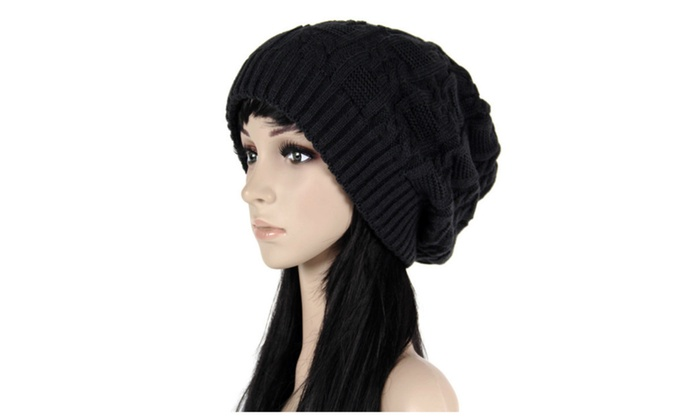 Fashion Warmth Super Men and Women Hat Knitted hat