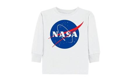 Nasa Logo Toddler Long Sleeve T-Shirt 975d19f8-cdc3-45a8-803f-d9ee4b9e9a30