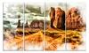 Canyon de Chelly Glossy Aluminium Art artwork