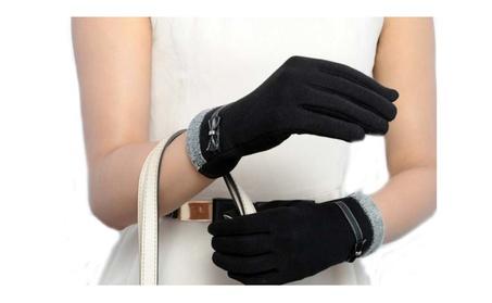 Pretty Women Warm Gloves Touch Screen 730a8e07-279e-438a-865e-2bf290d54726