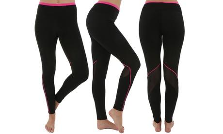 Reflective Mesh Legging d01f604c-2bbd-4c89-91fc-7434a5f67904