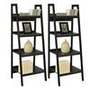 Ladder Bookshelf - Set of Two Bookshelves
