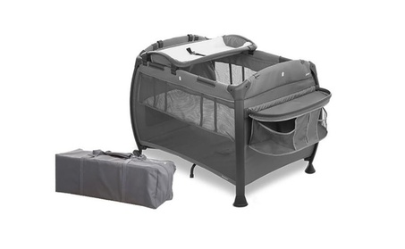 Portable Travel Bassinet For Infant Nursery Playpen Center Playard ce695f68-84a9-44ba-a42d-742e548b8f80