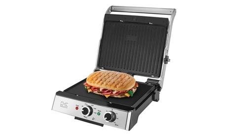 Kalorik Stainless Steel Eat Smart Grill 6437b88b-f799-41af-97ba-3c9624154488