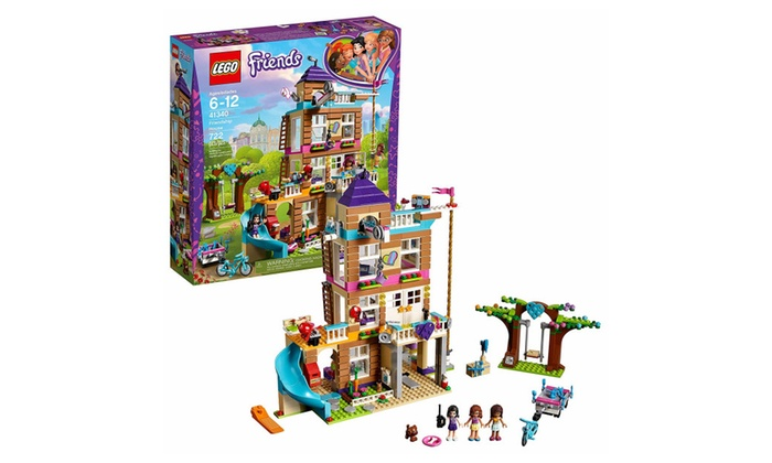 Up To 38 Off On Lego Friends Friendship Hous Groupon Goods