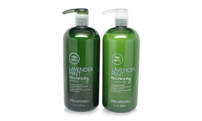 up to 35 off on paul mitchell tea tree lavend groupon goods