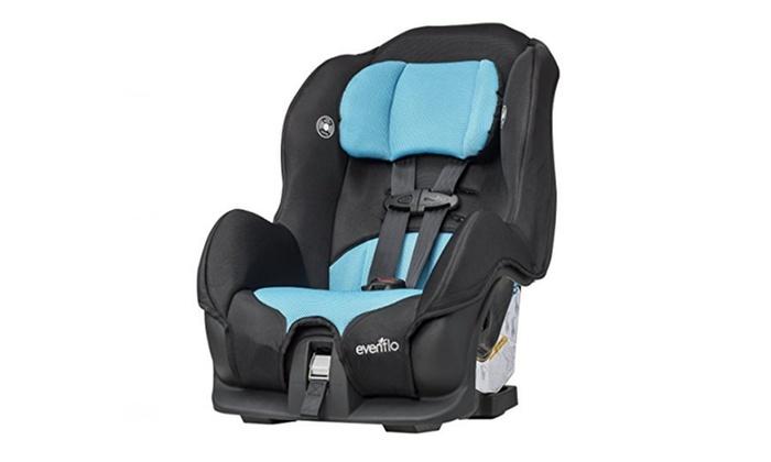 Evenflo Tribute Lx Convertible Car Seat Neptune