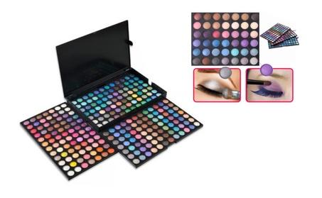 Unique Eyeshadow Palette Set 3 x Eyeshadow Palette 252 Colors edad8a02-823d-43ad-9815-a131c19d16d7