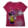 Authentic Disney Women's Minnie Mouse What's Not to Love Pink