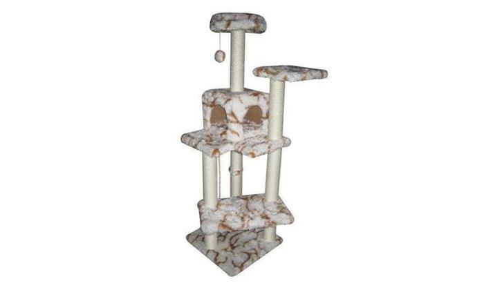 Fashion Cat Tree Condo Furniture Scratch Post Pet House