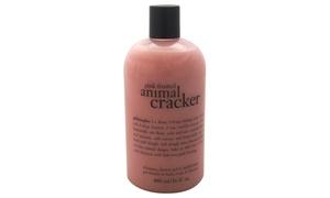Philosophy Pink Frosted Animal Cracker Shower Gel (16 Fl. Oz.)