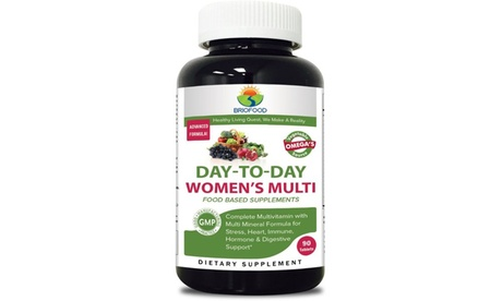 BRIOFOOD Day-To-Day Women's Multi Vitamin
