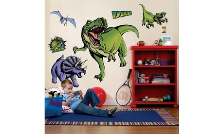 Dinosaurs Giant Wall Decals Party Supplies 88b80761-cf21-43da-b3fe-cc6edc702ba0