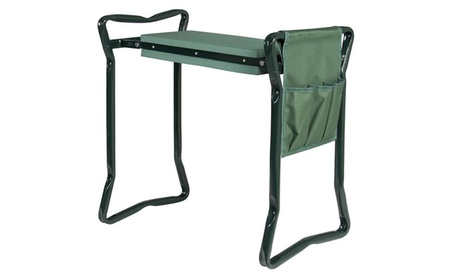 Best Choice Products Foldable Garden Kneeler and Seat W/ Bonus Tool 82977635-7643-4d16-8eda-133d0d15207f