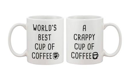 Coffee Mug Best Cup Of Coffee, Crappy Cup Of Coffee 11oz Mug Cup 18f9c0f1-fa9e-4663-abc3-4364a876d78f