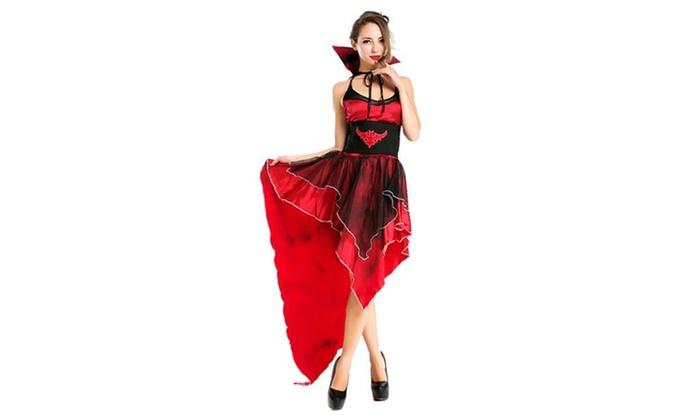 Halloween Sensations Queen Of The Vampires Adult Costume