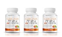 Garcinia Max Triple Action Fat Burner and Appetite Suppressant (3-Pack)