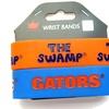 NCAA Florida Gators Rubber Wrist Band Set