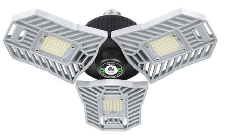 LED Deformable Panels Garage Ceiling Light 60W