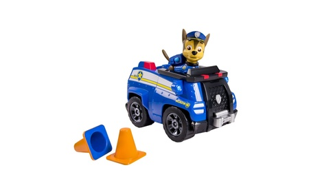 Paw Patrol - Chase's Cruiser (works with Paw Patroller) d28b4047-9928-4cf2-b2ed-fbd32562f372