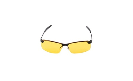Yellow Hd Night Vision Polarized Glasses UV400 Driving Sunglasses 98f5d246-fa25-45a8-ae76-9a34a585dd99