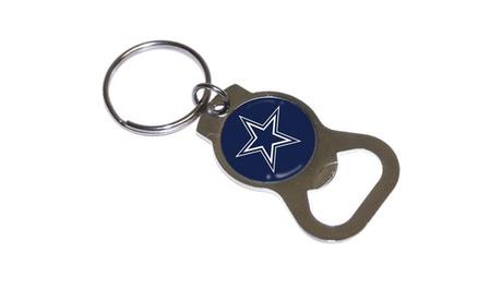 Team Sports America NFL Bottle Opener Key Ring