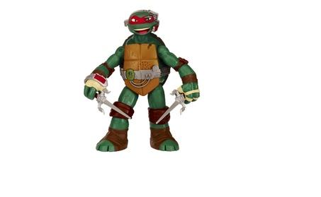 """Teenage Mutant Ninja Turtles 11"""" Talking IR Raph Action Figure 56f097bd-ec5a-40a1-b318-b0d4f46605fd"""