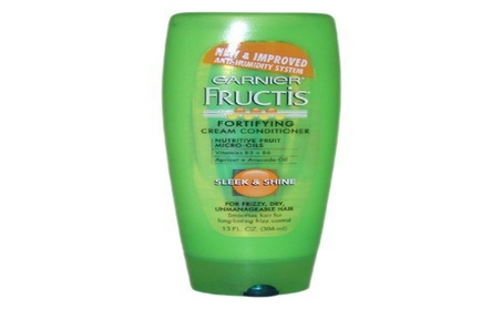 Garnier Fructis Fortifying Conditioner Sleek and Shine With Nutritive 58a8669c-2538-49f0-b91f-6852ba10ee88