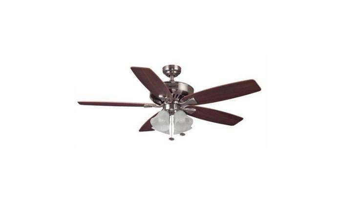 52 honeywell hamilton ceiling fan brushed nickel groupon 52 honeywell hamilton ceiling fan brushed nickel aloadofball Gallery