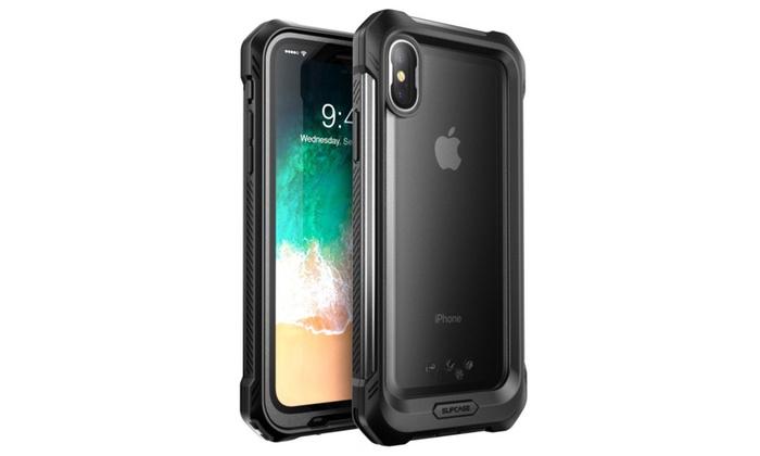 best cheap 2c8b6 a0e70 iPhone X Case, SUPCASE Unicorn Beetle Storm Waterproof Rugged Case ...