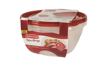 Rubbermaid 1787831 Take Alongs Food Storage Container, 15.7Cups dcbbcb95-7fe0-4bf9-9a65-967a65d5756d