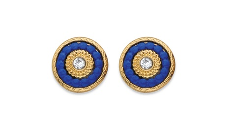 Crystal 14k Gold-Plated Earrings 42adf726-8ddd-4b46-a3f9-d4ee7ded526f
