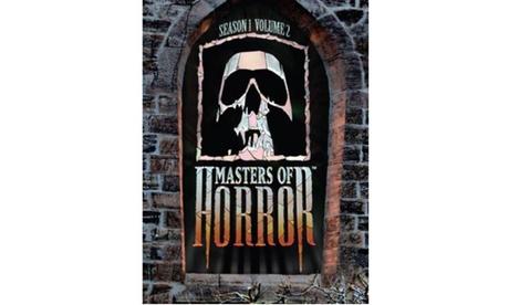 Masters of Horror: Season One Box Set (Volume Two) 31804e31-e836-4cb9-9a36-895b9ebcbd94