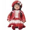 "Cherish Crafts 25"" Muscial Vinyl Doll 'Sydney'"