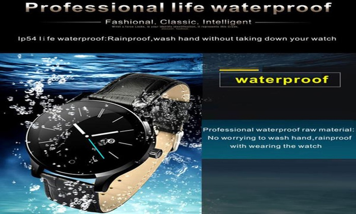 Up To 64% Off on K88H Bluetooth Heart Rate Sma    | Groupon