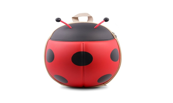9e648ca97c75 Kids Ladybug Backpack