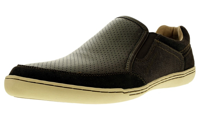Calvin Klein Jeans Ankle-High Canvas Fashion Sneaker