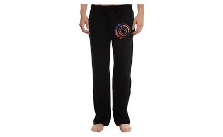 Hot Topic Men's Blink-182 Face Pajama Pants 64216dc5-2e3b-4806-a0b4-52c638cb180f