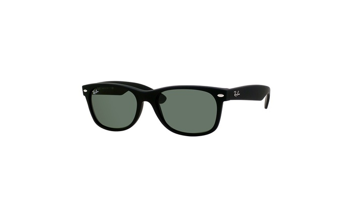 d0aa7819aa Ray-Ban RB2132 New Wayfarer Sunglasses Unisex - Black