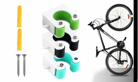 Indoor Bike Rack Bicycle Rack Garage Wall-Mounted Bicycle Rack Storage System