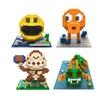 LOZ Pixels Figure Building Blocks Toy  Assemblage Figure Toy